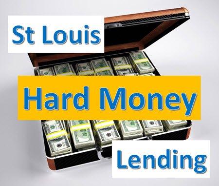What is hard money lending in st louis