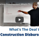 Construction Disbursement